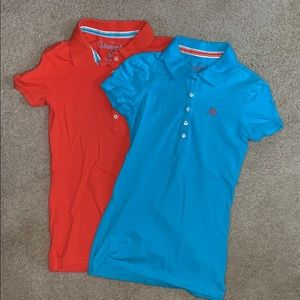 2/$15 Aeropostale • bundle 2 polo shirts